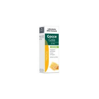 GolaCalm Propoli GocceGola Laboratorio della Farmacia