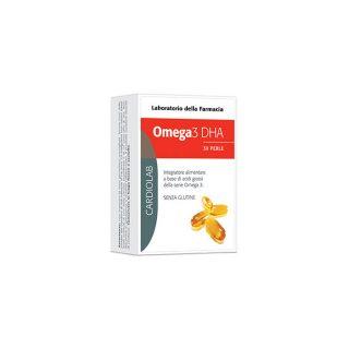 Omega3DHA Laboratorio della Farmacia