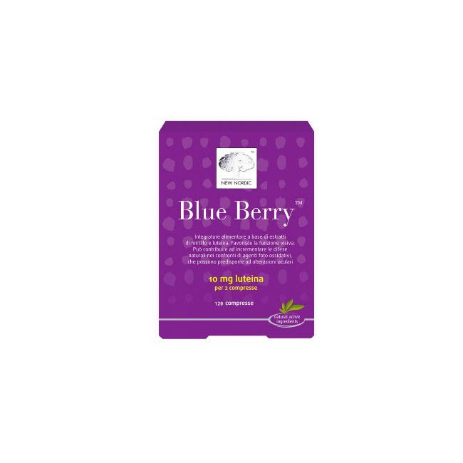Blue Berry compresse