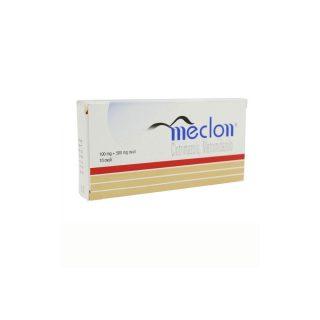 Meclon ovuli vaginali 100 + 500 mg