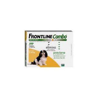 Frontline Combo Spot On cani da 2-10 Kg