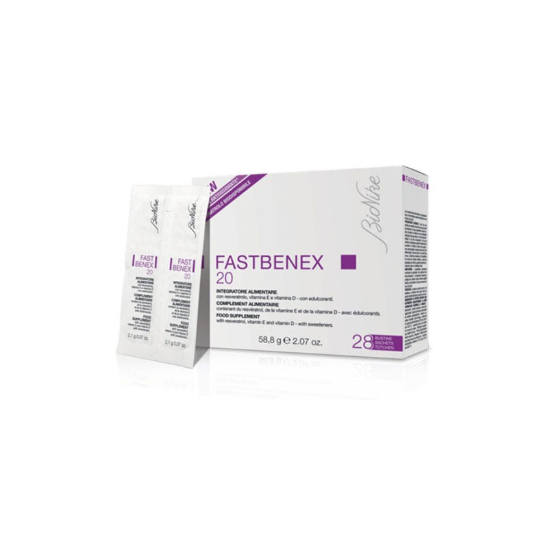 Bionike Fastbenex 20 Formula antiossidante